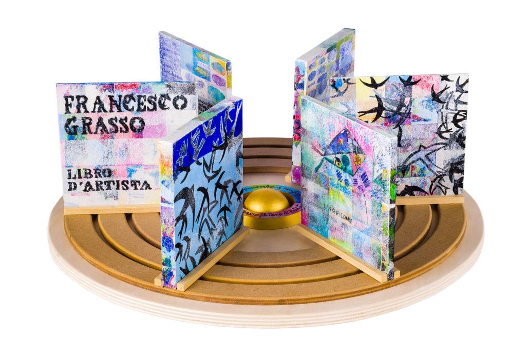 Francesco Grasso - Libro d'Artista, 2005